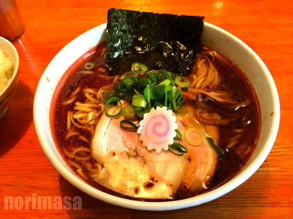 京都塩元帥 - 醤油と濃口醤油を食べてみて