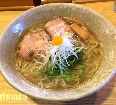 山崎麺二郎 - 優し過ぎた塩ラーメン