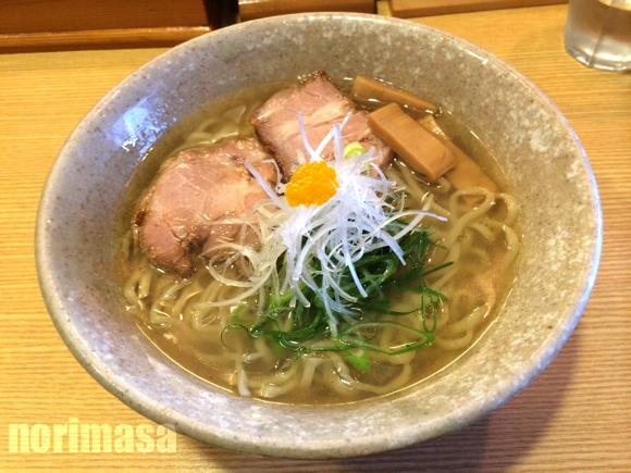 山崎麺二郎 - 優し過ぎる塩ラーメン
