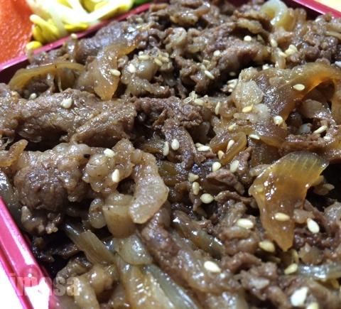 京のお肉処 弘 大丸京都店 - 弁当の良さをまた再認識