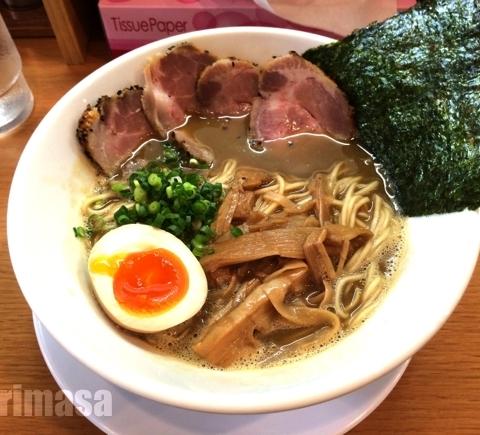 ラー麺 陽はまた昇る - 最近お気に入りの細麺