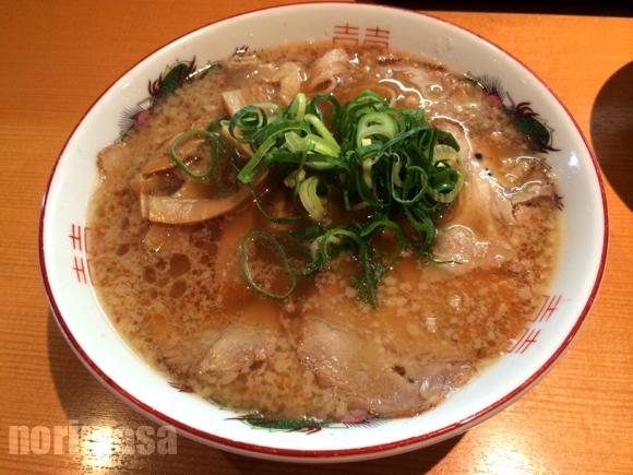 ラーメン岡本屋 - 京都定番の味