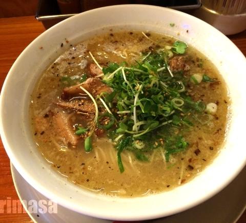 ラーメンバンズ - スープが好印象でした
