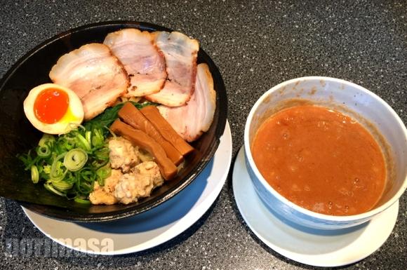 山勝麺三 - やはりここはつけ麺が一番好印象
