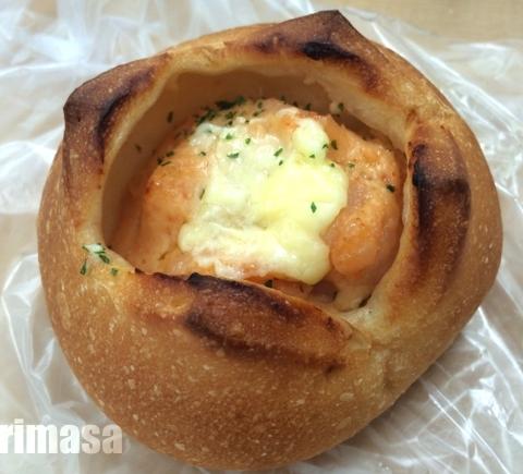 憩い家製パン - たまにはパンのお昼も良いかも