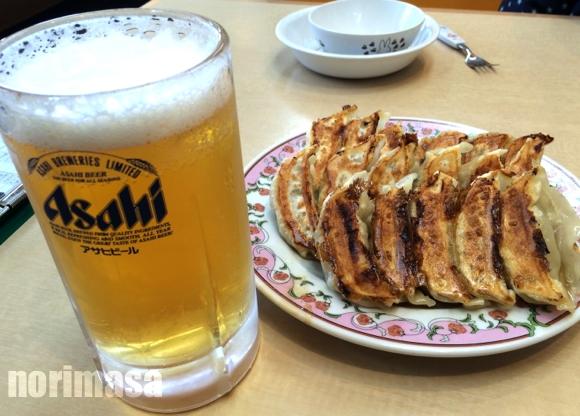 餃子の王将 深草竹田店 - 休日の昼下がりの贅沢