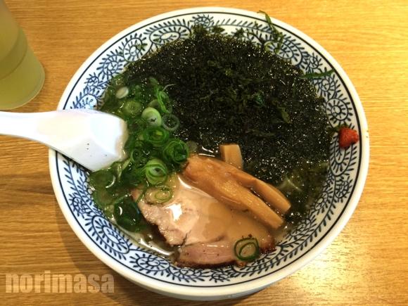 丸源ラーメン 京都南インター店 - 鉄板チャーハンの印象が変化