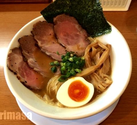 ラー麺 陽はまた昇る - 2015年らぁ祭京都ラリー1店舗目