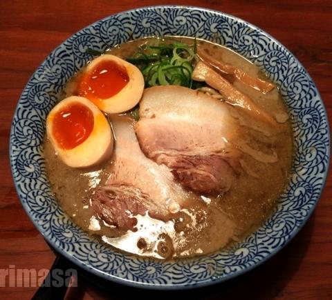 頑固麺 - 2015年らぁ祭京都ラリー2店舗目
