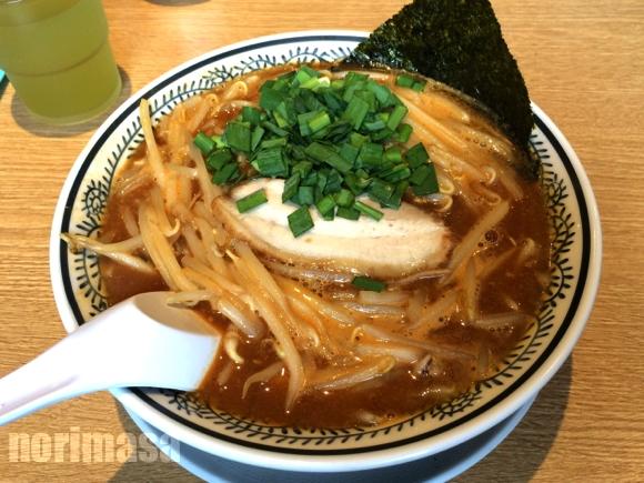 丸源ラーメン 京都南インター店 - あと1種類のスープで