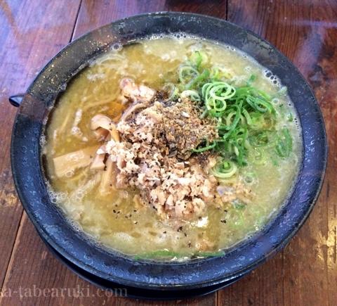 麺心 よし田 - 春季限定らーめんを食べてみました
