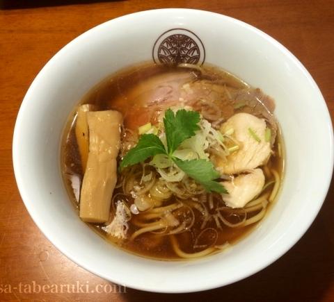 らぁ麺 とうひち - 2015年らぁ祭京都ラリー6店舗目