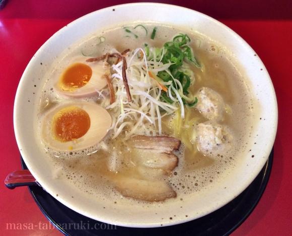 元喜神 - お気に入りの鶏白湯