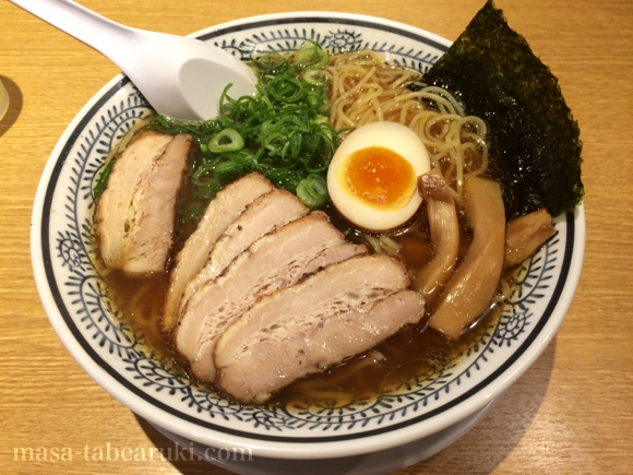 丸源ラーメン 京都南インター店 - 全てのスープを食べてみました