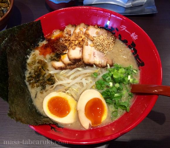 ずんどう屋 京都八幡店 - 豚骨スープを楽しむなら