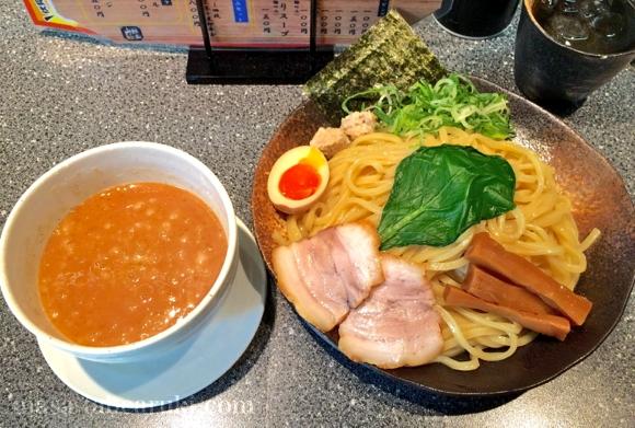 山勝麺三 - 安定感抜群のつけ麺