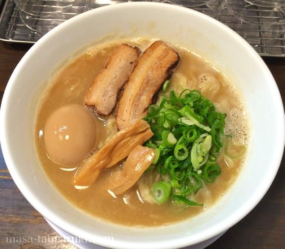 麺屋 やまひで - スッキリ鶏白湯