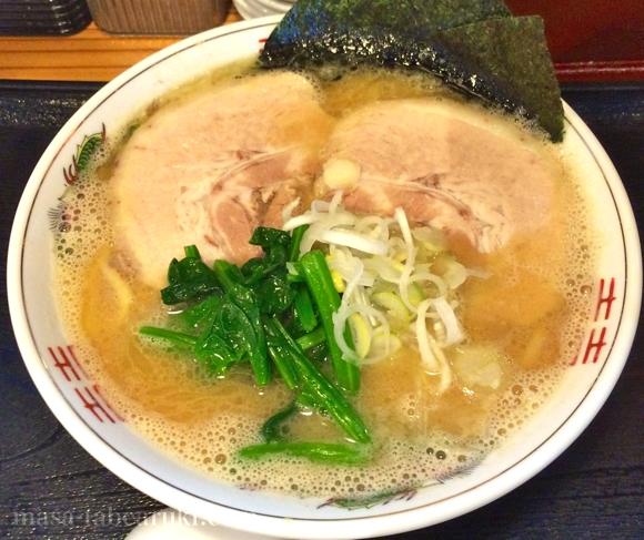 """麺家チャクリキ - 限定の""""エセ""""を食べて来ました"""