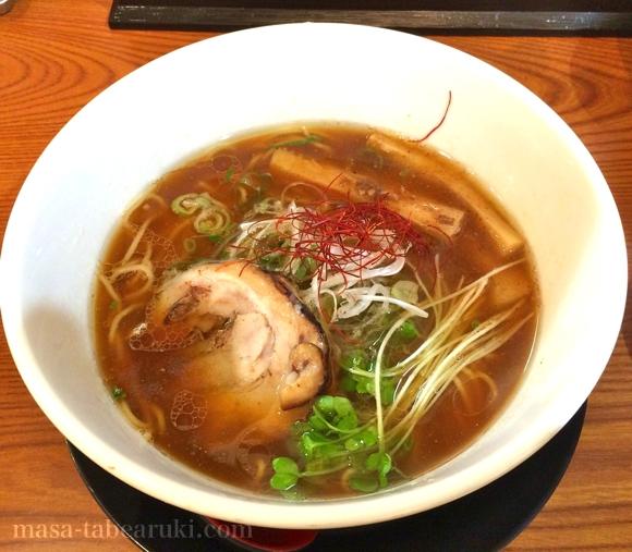 らーめん ぎん琉 - 通し営業で駐車場があり、しっかりと食事もできるお店