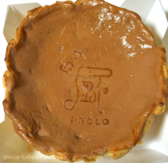 PABLO JR大阪駅店 - やはりデフォのチーズタルト