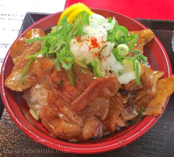 にんにく豚丼 京都・西浦 - 仕事中も食べられる生姜焼き豚丼と甘辛豚丼