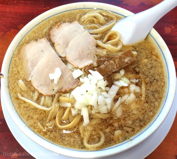 杭州飯店 - 原型を食べてみて