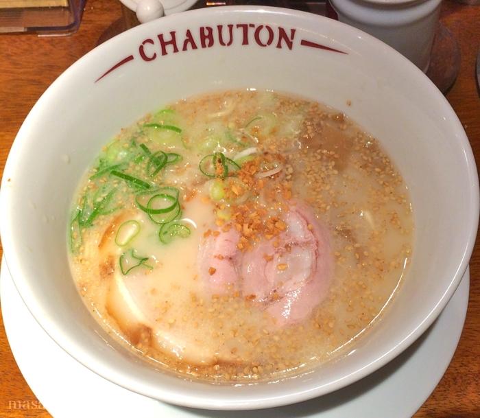 チャブトン 京都ヨドバシ店 - ガッツリ食べるには向いていないが
