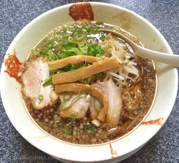 福門 - 麺は変わった?変わってない?