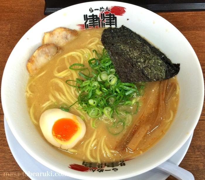 津津 彦根店 - デフォを食べてみて浮かんだものは??