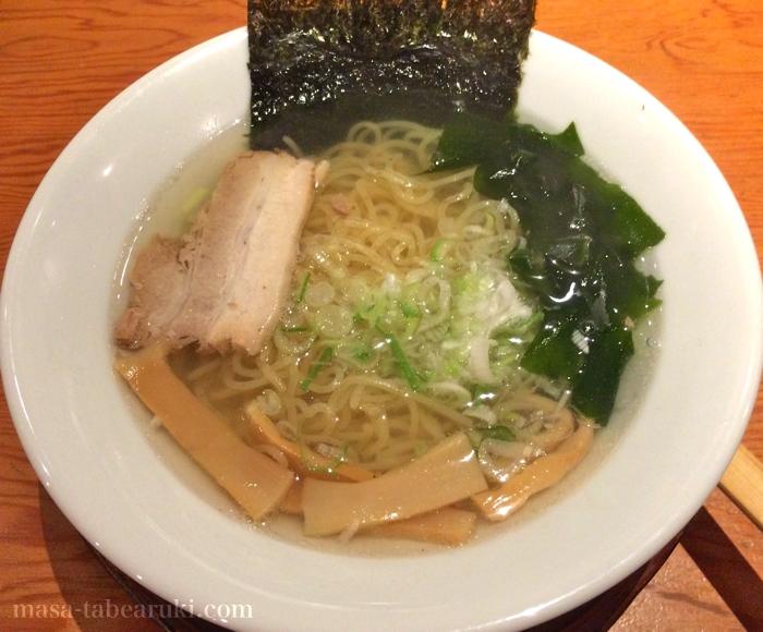 旬彩麺茶屋 五目亭 駅前店 - ラーメン店か居酒屋か?