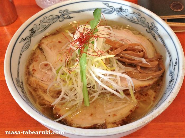 京都塩元帥 - 「ラーメン難民」を助けるお店