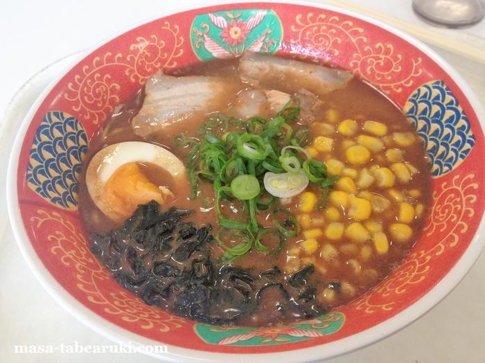 揚記らぁめん - 麺は良い印象だがスープは。。
