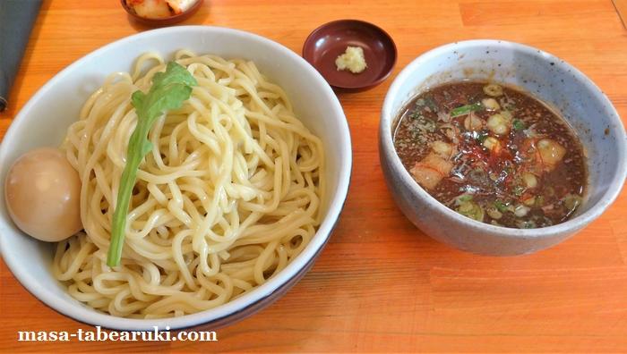 京都塩元帥 - せっかく美味しい麺とつけ汁なんで