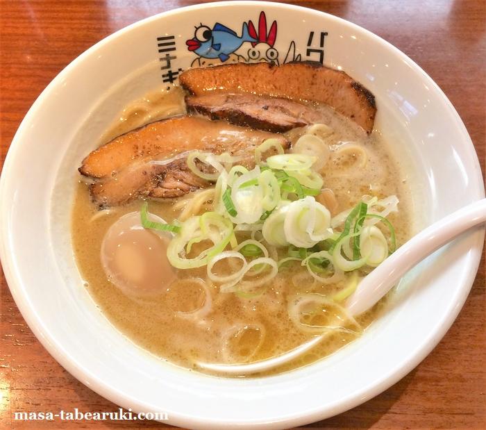 十二分屋 草津店 - 旨みと塩気のバランスが良い鶏白湯