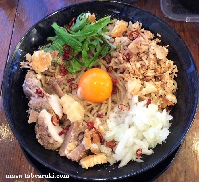 麺心よし田 - また食べたいと思える和え麺