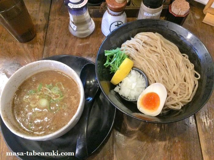 麺心よし田 - 食べたくなる時が必ず来るつけ麺