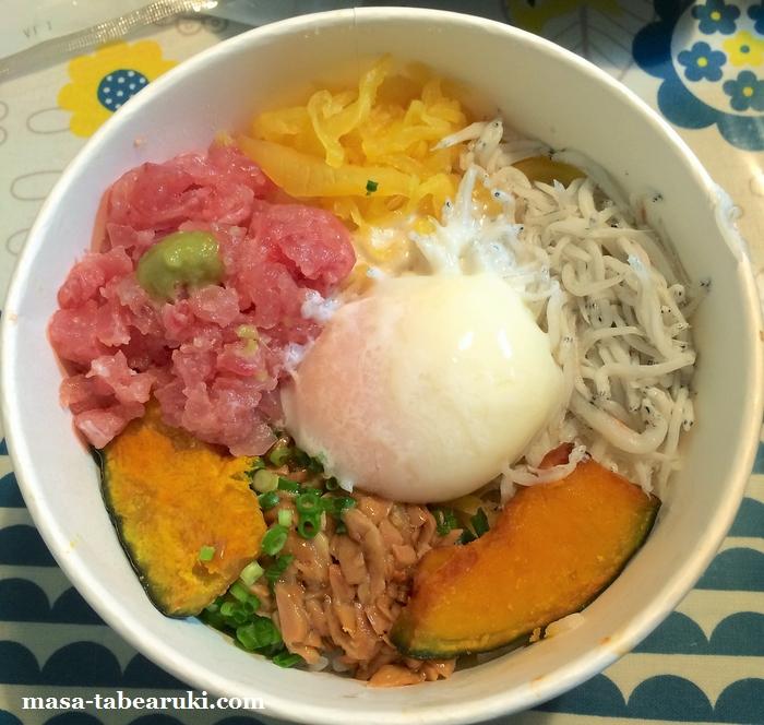 ガスト 京滋バイパス店 - 洋食の多い中では希少な和食の丼