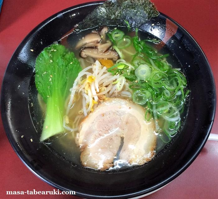 麺や 新風館 - あっさり系からこってり系まで