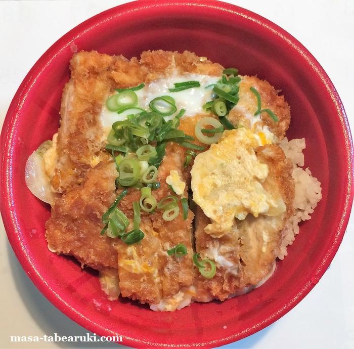 麺や逸杯 草津店 - 満足感のあるジャンボチキンカツ丼