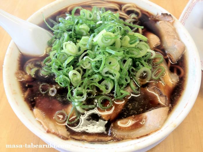 新福菜館 久御山店 - 本店の味に近いか?