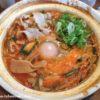 スープ食道 宝 7回目 - 辛鍋ラーメン温まりはしたが。。