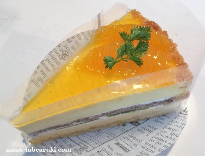 セカンドハウス フォレオ大津一里山店 - スッキリとして重くないケーキ