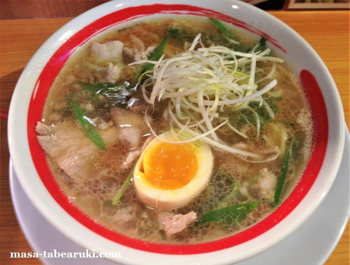 ちゃんぽん亭 総本家 山科西野店 - クセになる感じのスープ