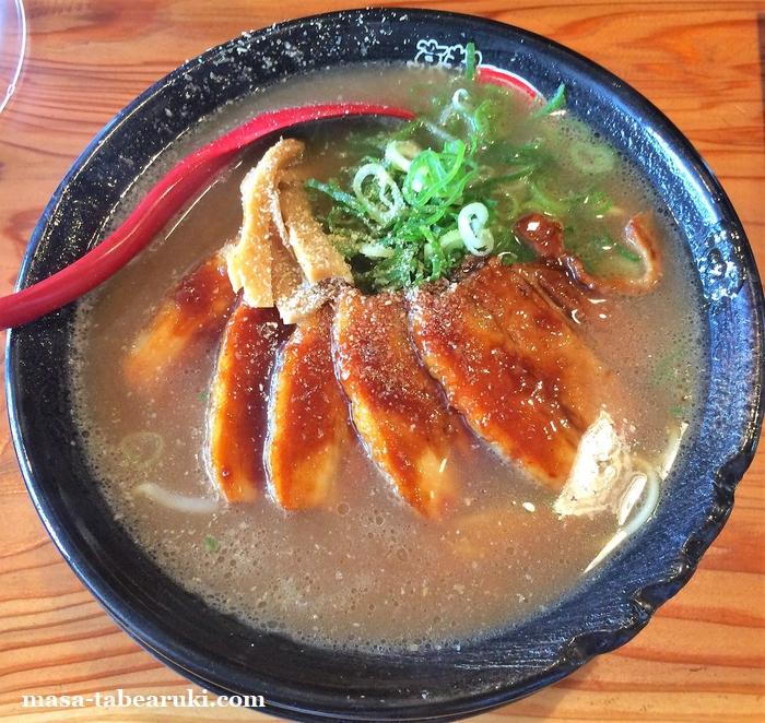 京都ラーメン 旭 - 定番のラーメンを提供