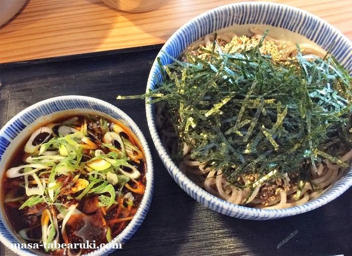 蕎麦 ヒハマタノボル - シンプルな「もり」