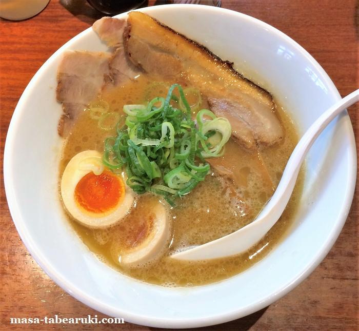 近江熟成醤油ラーメン 十二分屋 草津店 - 10月の限定麺