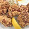 めしや宮本むなし JR石山駅前 ご飯がドンドンすすんでしまう!?「得大盛 鶏唐定食」