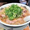 来来亭 新堀川店 暑くなって来ると、このキリッと醤油が効いたスープが旨い!